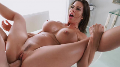 Sexy Alexis Fawx squirting in several different positions