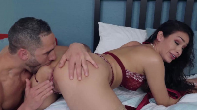 Gorgeous Katana Kombat cheating on her husband