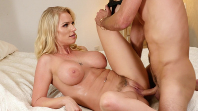 Amazing milf Rachael Cavalli needs some virgin dick