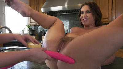 Edyn Blair is enjoying her pussy breakfast with niki Snow