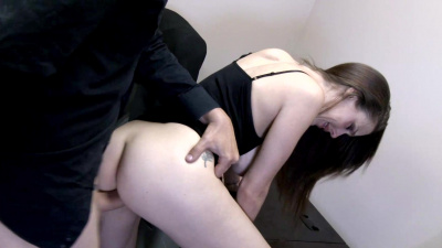 Busty milf McKenzie Lee has sex with her husband's employee
