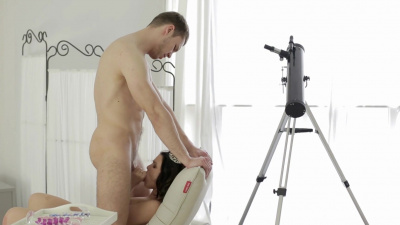 Kitty-cat Alice Smack likes her ass rubbed and her anus penetrated