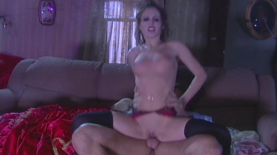 Glam Jenna Presley spreading her legs for a lover
